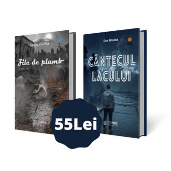 Pachet 2 cărți - Zile de plumb și Cântecul lacului