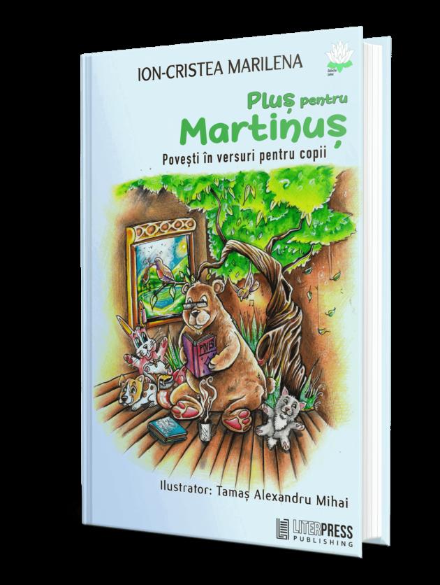 Pluș pentru Martinuș - Ion-Cristea Marilena