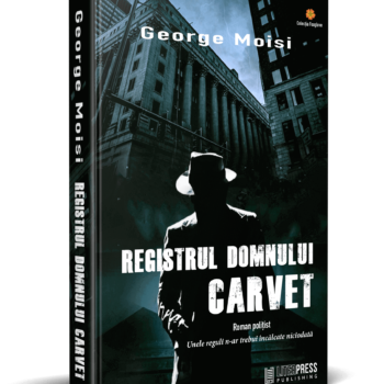 Registrul domnului Carvet - George Moisi - roman polițist