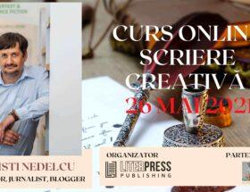 Curs online de scriere creativă