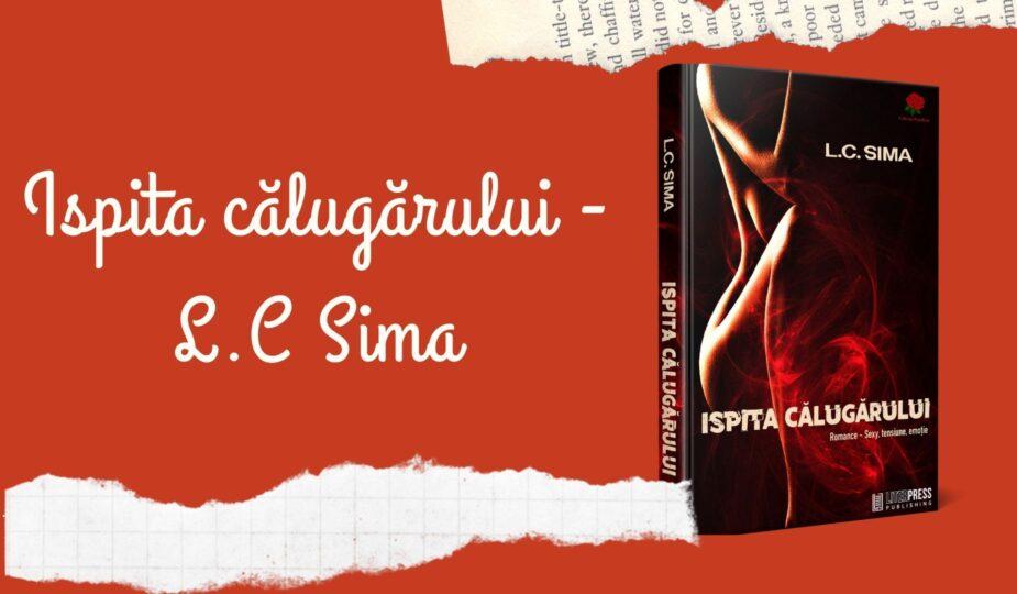 Ispita călugărului - L.C. Sima - recenzie -