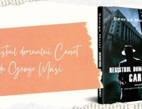 Registrul domnului Carvet - George Moisi - Literpress Publishing